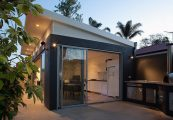 granny flat outdoor living